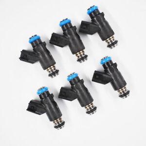 Set of 6 Fuel Injector 353103C000 Fit for Hyundai Sonata Entourage Kia Sedona
