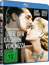 ÜBER DEN DÄCHERN VON NIZZA (Cary Grant, Grace Kelly) Blu-ray Disc NEU+OVP