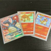 Pokemon Card Charizard GX 209/150 SSR Ultra Shiny SM8b Japanese Evolution set