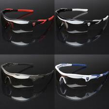 Men's Sport Cycling Baseball Ski Sunglasses Night Vision Clear Lens Glasses