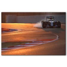 LEWIS HAMILTON Mercedes Formula 1 F1 GP 2015 Canvas Print ~ 5 Sizes ~ LH14