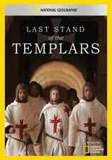 Last Stand Of The Templars  DVD NEW