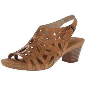 JOSEF SEIBEL Ruth 03 Laser Cut Sandals sz 40/9