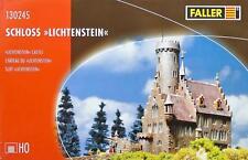 """Faller 130245 H0 - Schloss """" Lichtenstein """" NEU & OvP"""