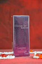 LANCOME MIRACLE FOREVER EDP 50 ml., DISCONTINUED, RARE, NEW INBOX, SEALED