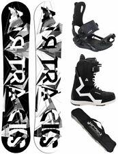 AIRTRACKS Ensemble D'Équipements pour Snowboard Bwf Cambre + Liaison Master +Sac