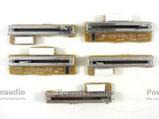 Channel ch1 ch2 ch3 ch4 Master Fader Slider Assembly for Pioneer DJM 600 (5pcs)