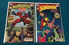 Jack Kirby Set MANHUNTER SANDMAN Special CGC it Jurgens Didio 1st Print DC