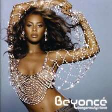 BEYONCE ( NEW SEALED CD ) DANGEROUSLY IN LOVE ( CRAZY IN LOVE )