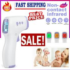 Ir Infrarrojo Termómetro Digita Frente  Contacto Bebé/Adulto Cuerpo termometer