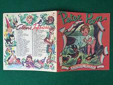 PETER PAN , Ed. Boschi Collana INFANZIA/9 (SD) Libro illustrato