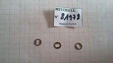 3 RONDELLES CAME 498 & autres MOULINETS MITCHELL ANTI REVERSE WASHER PART 81978