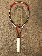 New listing Head Microgel Radical Oversize Tennis Racquet (4 1/8)