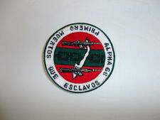 b0107 Cuban Alpha 66 2506 Brigade Cuba Primero Muertos Que Esclavos R17E