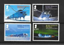 British Antarctic Territory 2013 Halley VI Research Station   MNH