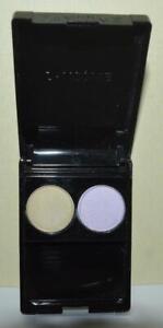 LANCOME Sandy Sage & Spectra Colour Focus Exceptional Wear EyeColour DUO ~ RARE