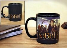 THE HOBBIT AN UNEXPECTED JOURNEY Epic Fantasy Movie Cast 12 oz THERMAL MUG New