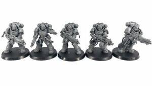 Warhammer 40K Primaris Heavy Intercessors Nexus Pariah Space Marines Kill Team
