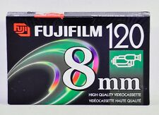 Fuji Film 8mm P6-120 Videocassette New & Factory Sealed
