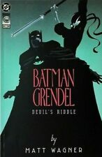 Batman Grendel Devils Riddle #1-2 Comic Set 1993 - DC Comics by Matt Wagner