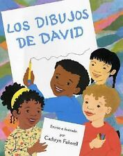 Los Dibujos de David (Spanish Edition)-ExLibrary