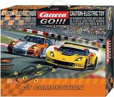 1/43 Carrera GO!!! GT Competition Slot Car Set