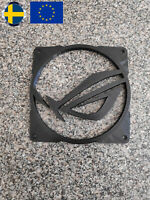 Custom Asus ROG Gaming 140mm fan grill cover