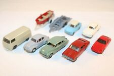 Wiking Mixed Lot 1:87 9 plastic models in very near mint all original condition