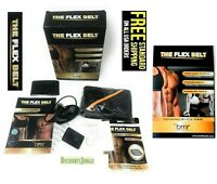 The Flex Belt Electronic Abdomnial Workout Muscle Toner NO GELPADS Included