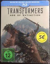 Transformers Ära des Untergangs 3D Steelbook Transformers Age of Extinction