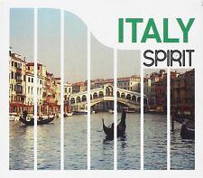 SPIRIT OF ITALY 4 CD NEUF