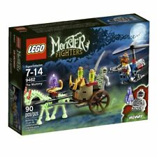 New LEGO Monsters Fighters 9462 The Mummy