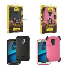 New Authentic Otterbox Defender Series Case & Holster for Droid Maxx 2