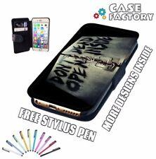 Fundas y carcasas Universal de piel sintética para teléfonos móviles y PDAs sin anuncio de conjunto