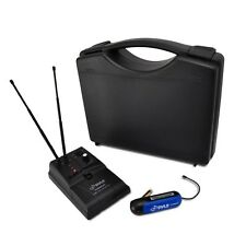 PYLE UHF WIRELESS CORDLESS ALL GUITAR INSTRUMENT BUG TRANSMITTER RECEIVER SYSTEM