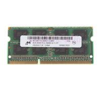Micron RAM 4GB 2RX8 DDR3 PC3-10600S 1333MHz SODIMM 204-pin RAM Laptop memory @7H