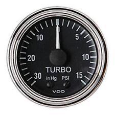 VDO Series 1 Turbo Boost Gauge 150-361 Ford GM Chrysler, Cobra