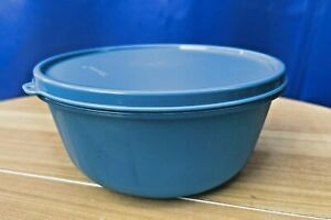 TUPPERWARE NEW Modular Nesting Bowls 6cup / 1.5 L-IN Blue Color