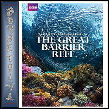 DAVID ATTENBOROUGH - GREAT BARRIER REEF - BBC   *BRAND NEW DVD ***
