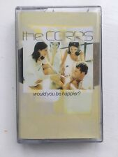 THE CORRS - Would You Be Happier - Cassette Tape Version - Rare-Atlantic Records