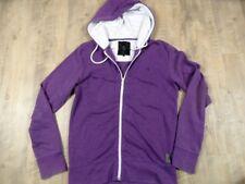 JACK&JONES Premium Kapuzen-Sweatjacke lila Gr. M EY1017