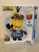 "Despicable Me Minions Movie Mega Bloks BUILD-A-MINION Kevin 15"""