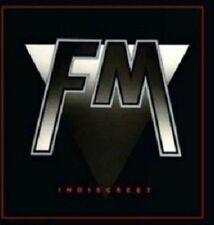 Indiscreet by FM (UK) (CD, Jun-2012, 2 Discs, Rock Candy)