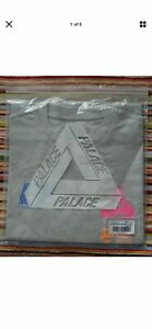 Rapha Palace EF Cannondale Large Grey T Shirt Rare New