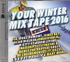 Winter 2016 (2 x CD) Little Mix/Leona Lewis/Rhodes/OneRepublic/James Bay/Sia