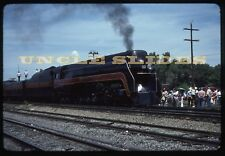 Original Train Slide Norfolk and Western Railway NW 611 RR 1978 Kodachrome Rail