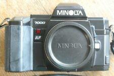 Minolta Dynax 7000 35mm AF SLR Camera Body NICE WORKING