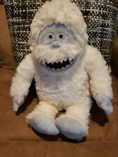 "Build A Bear Bumble Abominable Snowman Yeti Monster Rudolph Plush Stuffed 18"""