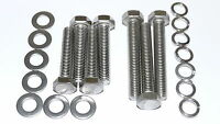 Suzuki GT750 Kettle (1972 - 1977) Cylinder Head Bolts Set - Stainless Steel