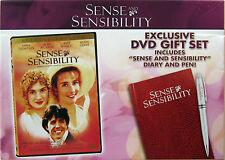 SENSE AND SENSIBILITY - DVD GIFT SET (with DIARY & PEN) *** New & Sealed ***